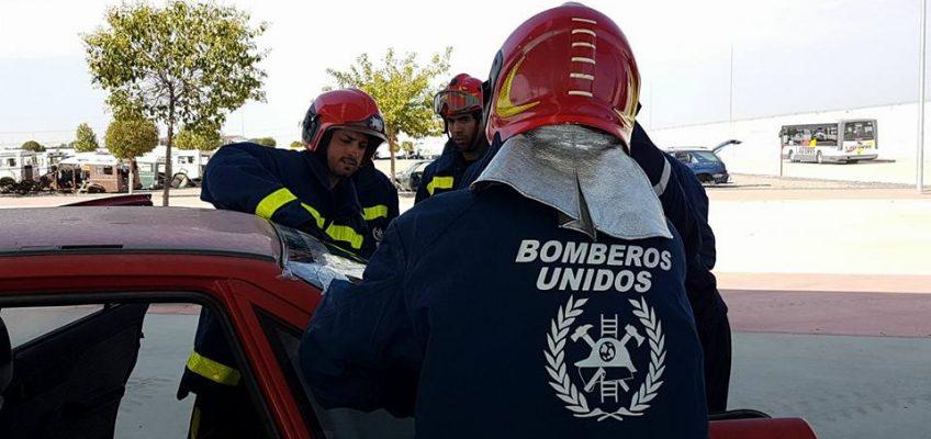 Bomberos unidos sin fronteras